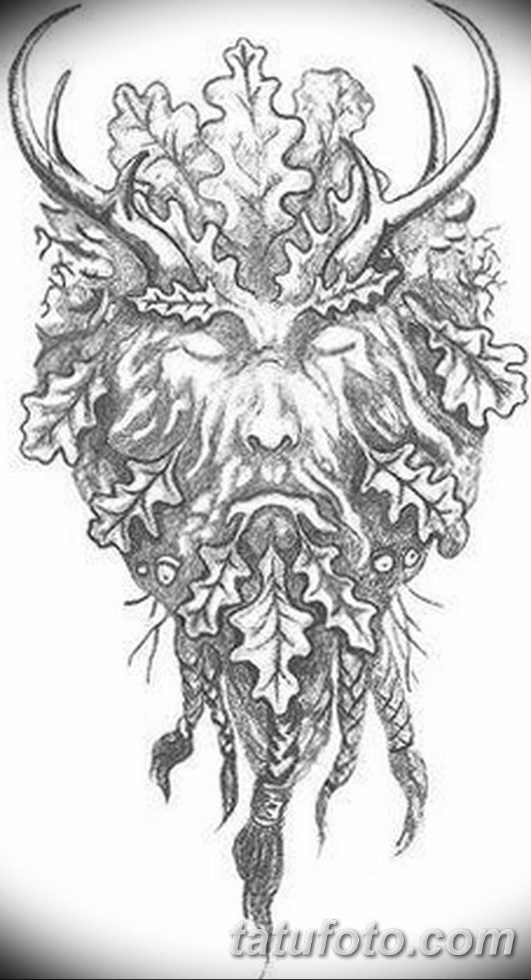 славянские тату эскизы мужские 09032019 008 Tattoo Sketches