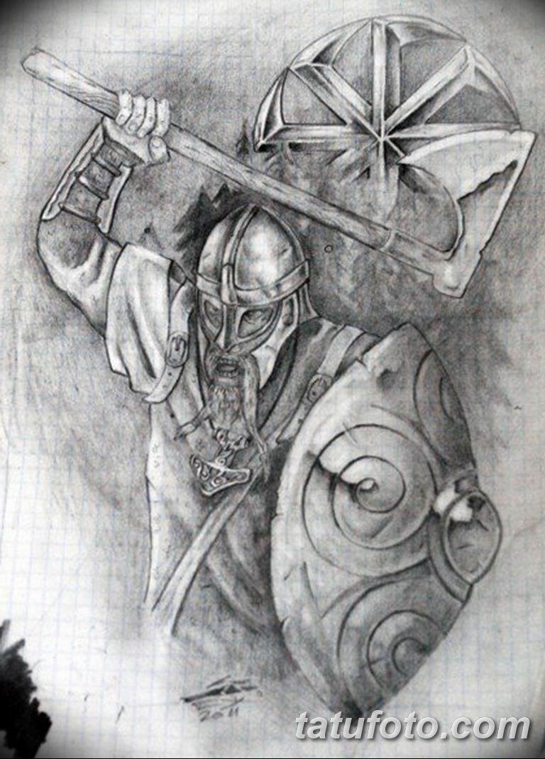 славянские тату эскизы мужские 09032019 022 Tattoo Sketches