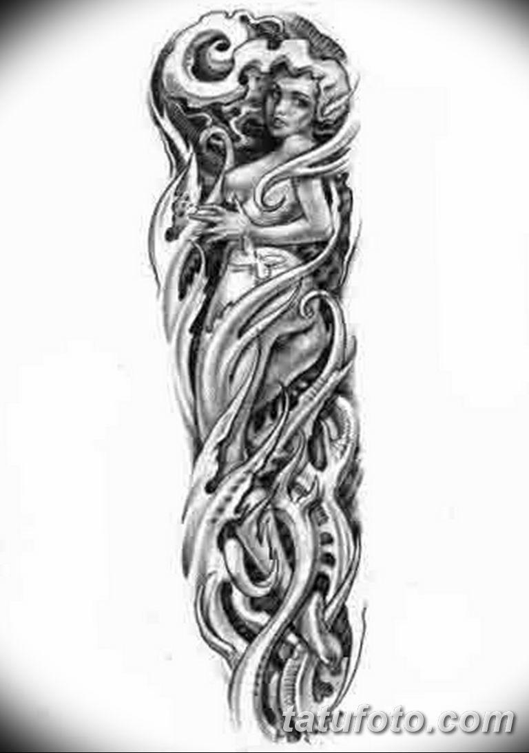 тату эскизы мужские биомеханика 09032019 033 Tattoo Sketches