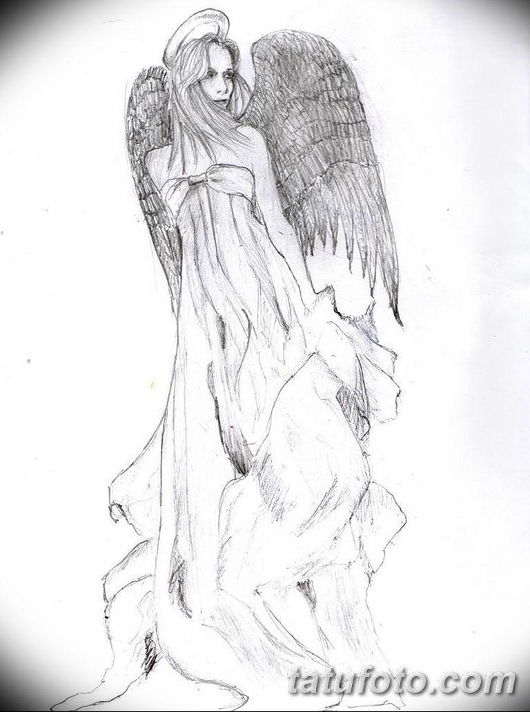 эскиз тату для девушки 08032019 152 Tattoo Sketches For Girls