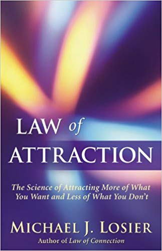 Image of Law of Attraction book