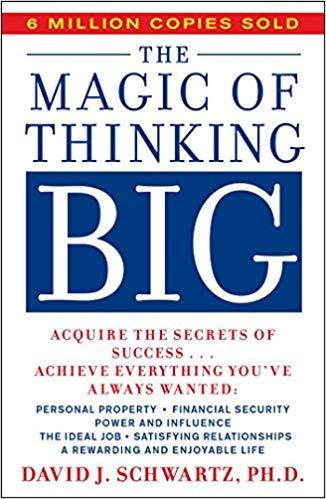 Image of The Magic of Thinking Big