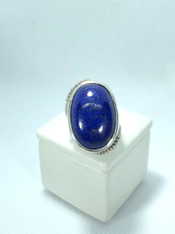 Bague Lapis lazuli