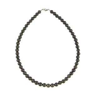 Collier Obsidienne