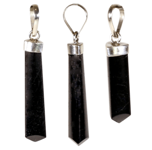Pendentif Tourmaline noir
