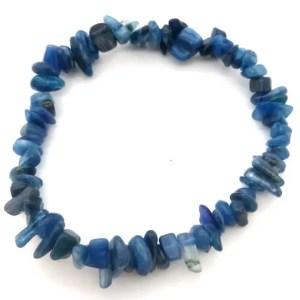 Bracelet Baroque Cyanite
