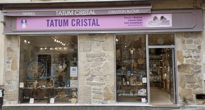 Boutique Tatum cristal
