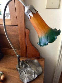 Large assortment of lamps
