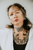 Porträttbild av Helena Meyer