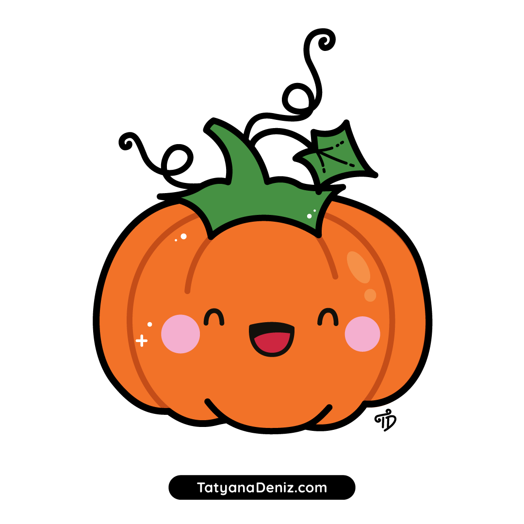 How to draw a pumpkin. How To Draw Easy And Cute Halloween Pumpkin Step By Step