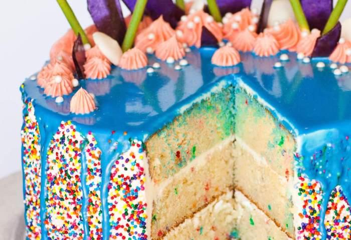 Birthday Cake The Ultimate Cake Creation Tatyanas Everyday Food