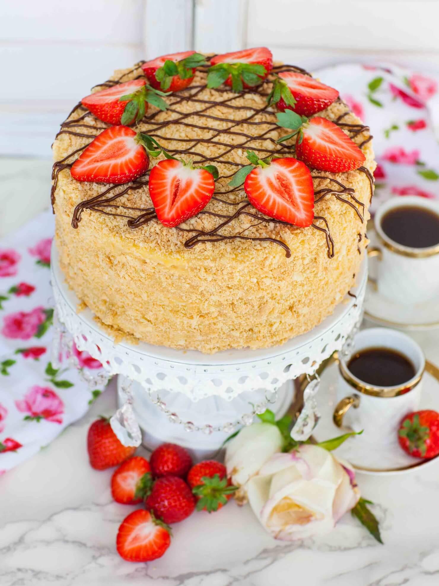 Torte Napoleon  Tatyanas Everyday Food
