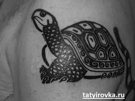 Тату-черепаха-и-их-значение-6