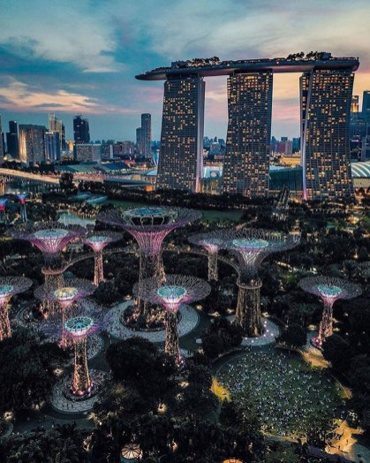 Gardens by the Bay, Singapore Central Singapore - Cityscape