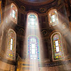 Hagia Sophia, Fatih Istanbul Turkey - Byzantine architecture, Holy places, Medieval architecture, Mosque, Window