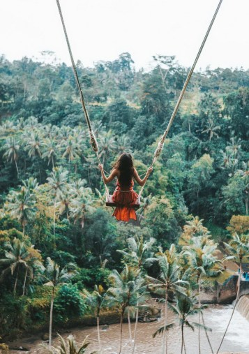 Ubud, Gianyar Bali Indonesia - Human, Leaf, Natural environment, Nature, Outdoor structure, People, People in nature, Person, Tree, Vegetation