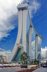 Sands SkyPark Observation Deck, Singapore Central Singapore - Architecture, Infrastructure, Skyscraper, Tower