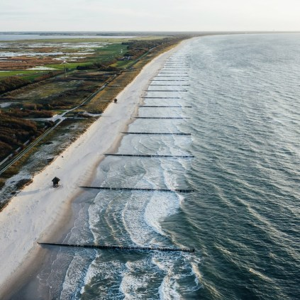 Usedom, Germany - Coastal and oceanic landforms, Water, Water resources, Watercourse