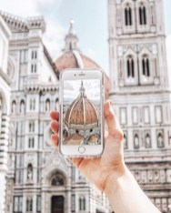 Florence, Florence Florence Italy - Building, Cloud, Finger, Hand, Luggage & bags, Sky, White, Window