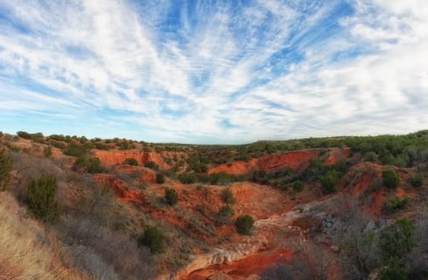 west texas red clay tau