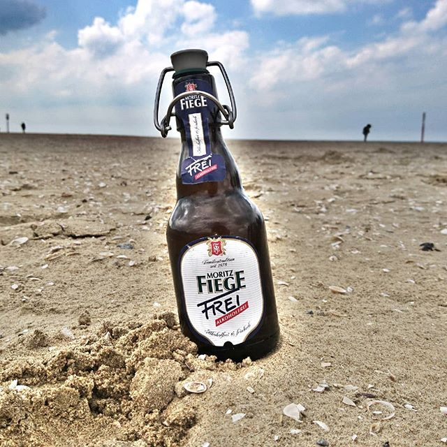 Fiege Frei @ the sea