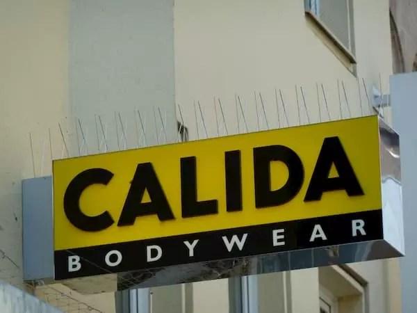 Calida Bodywear Nürnberg