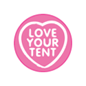 Love Your Tent Logo