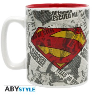DC COMICS - TAZZA 460ML - SUPERMAN LOGO