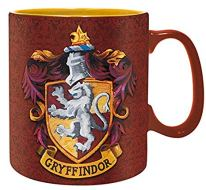 HARRY POTTER - TAZZA 460ML - GRYFFINDOR