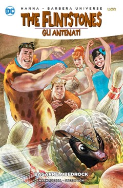 Lion Extra_THE FLINTSTONES - GLI ANTENATI 2_cover.indd