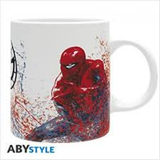MARVEL - TAZZA 320ML - VENOM VS SPIDERMAN