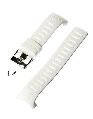 Suunto-D6i-Weiß-Band-Strap-m-Schrauben-Stärkere