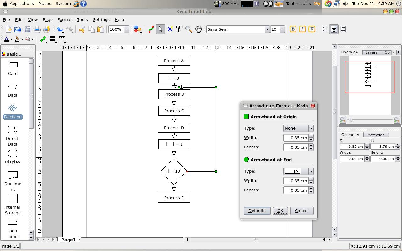 Kivio 1.6.3