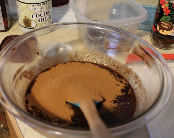 choc cocoa powder