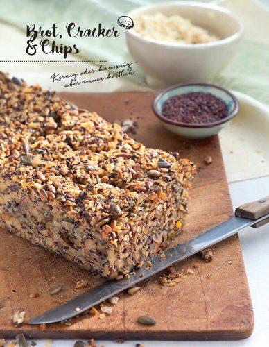 Brot, Cracker und Chips
