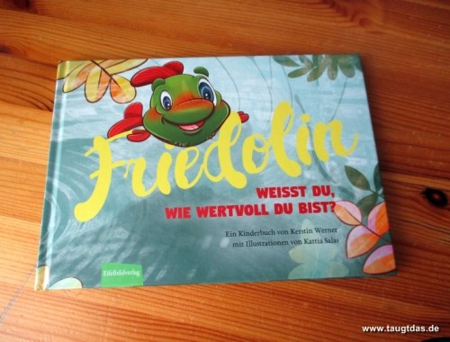 Kinderbuch Friedolin
