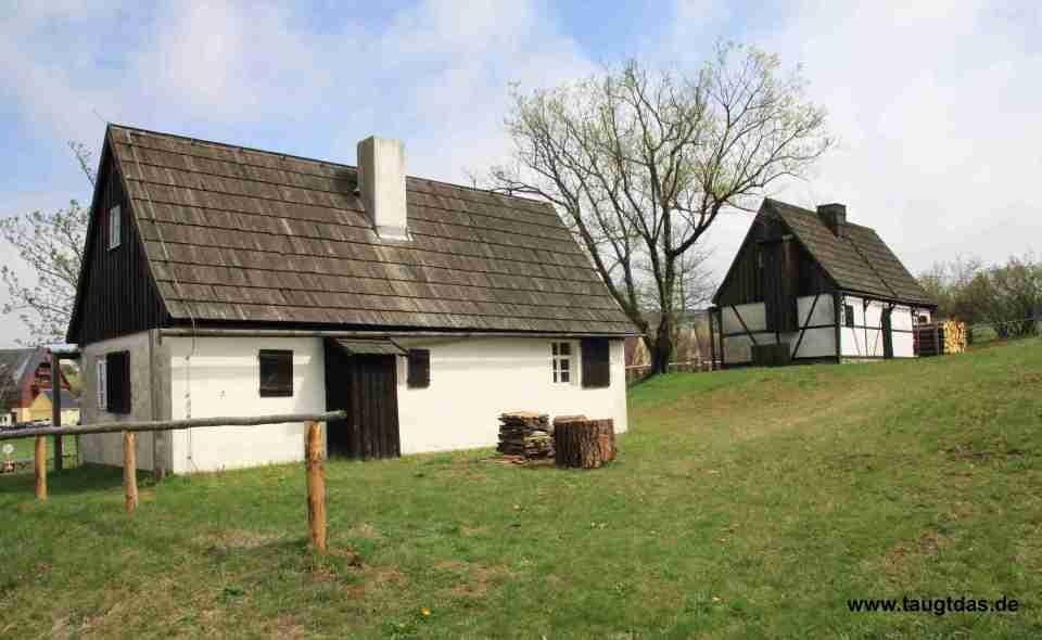Freilichtuseum Seiffen, Erzgebirge