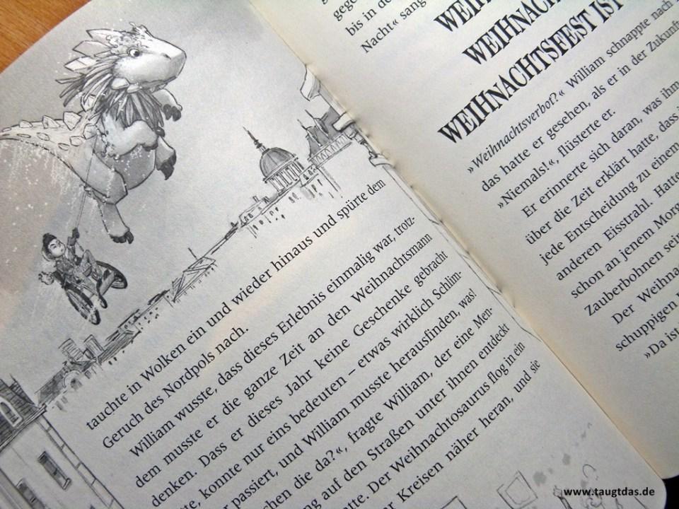 Weihnachtosaurus Kinderbuch