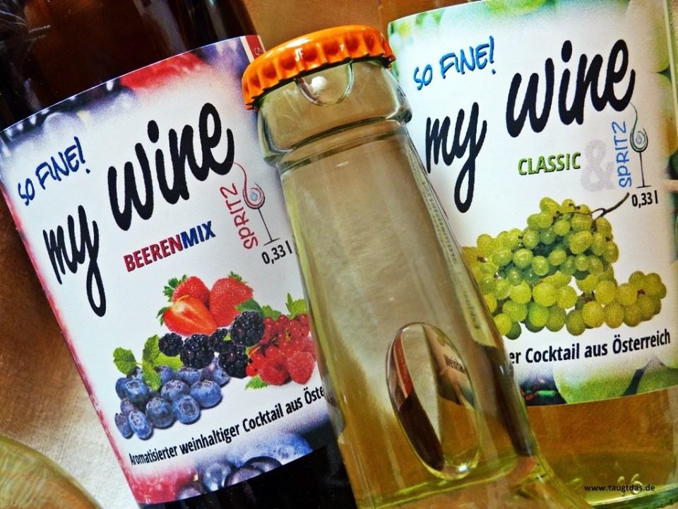 Rote Weinschorle