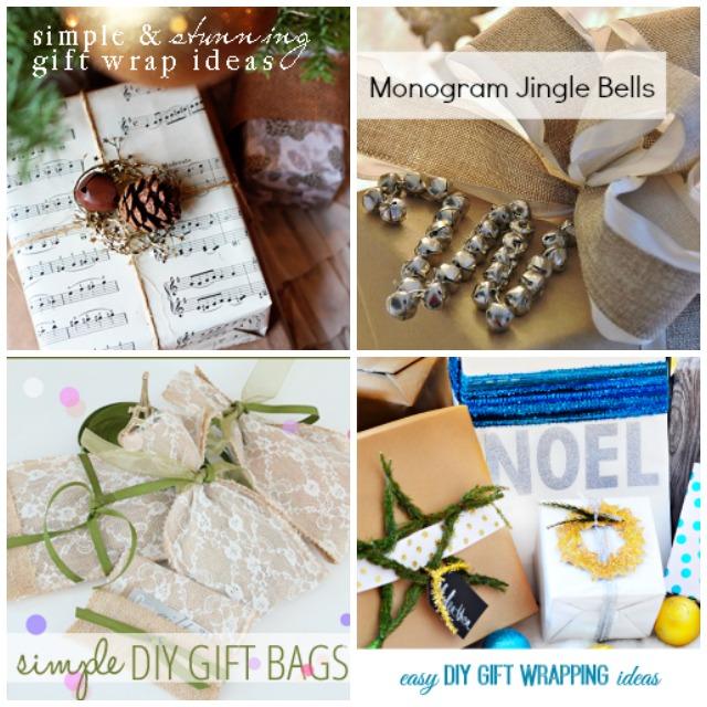 Great Gift Wrap Ideas