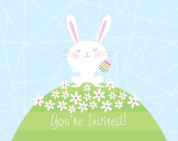 Planning A Neighborhood Easter Egg Hunt Plus A Free Printable