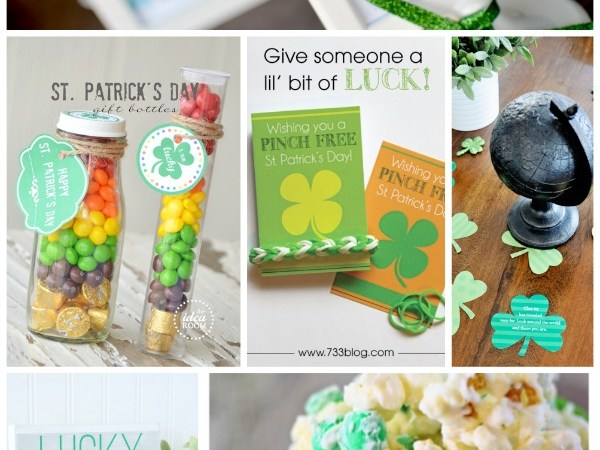 Show+Tell: St. Patrick's Day Ideas
