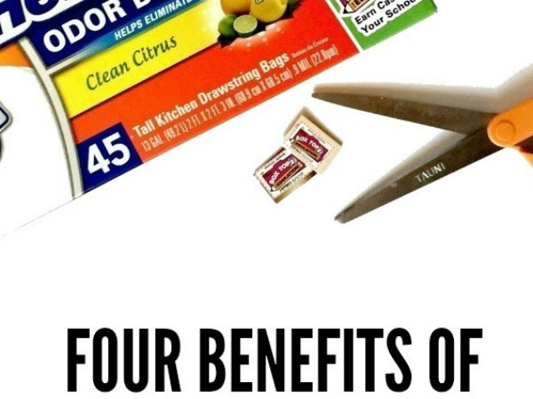 Four Benefits of Blogging for Good With Hefty