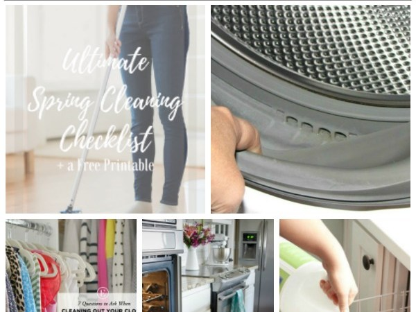 10 Amazing Spring Cleaning Tips
