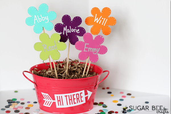grandmother gift mother's day flowers craft
