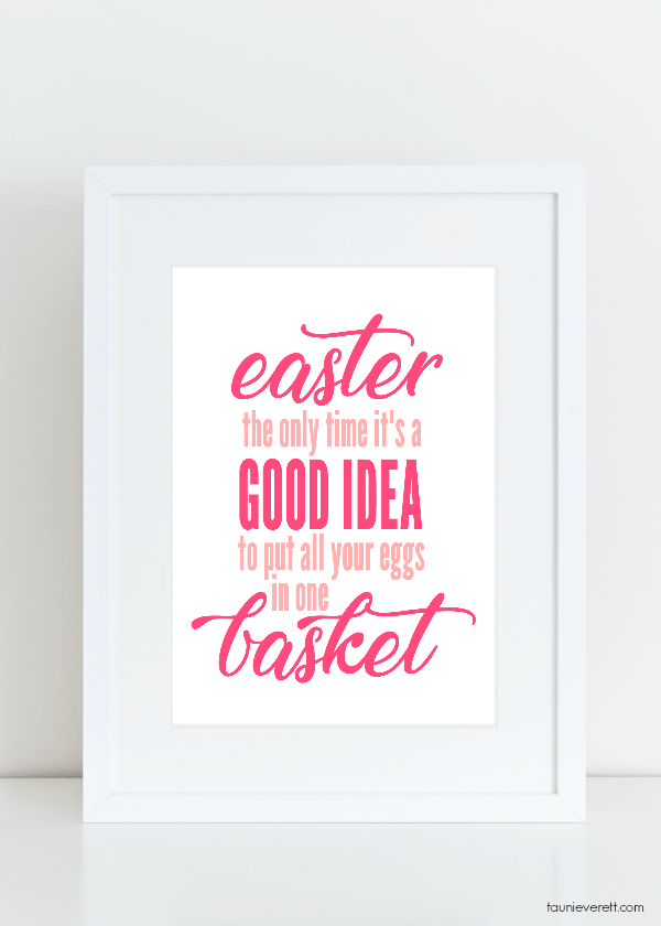 Free instant download Easter art prints #easter #printable #easterprintable
