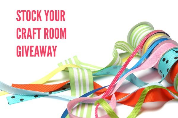Craft Room Giveaway