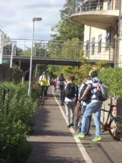 huish-college-route