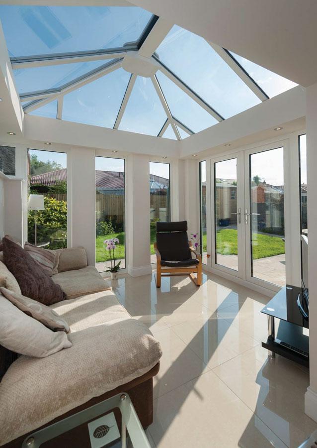 living room interior design 2016 ideas tv above fireplace 2 conservatories - taunton windows
