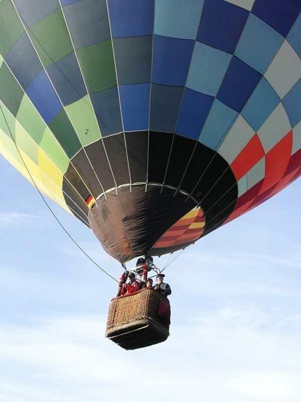 hot air ballonteam kassel # 40